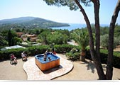 Villa Capitorsola: our hydromassage - Island of Elba