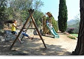 Villa Capitorsola: playground for children - Island of Elba