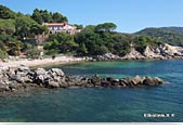 Island of Elba: beach of Felciaio