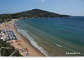 Island of Elba: beach of Lido
