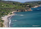 Island of Elba: beach of Norsi